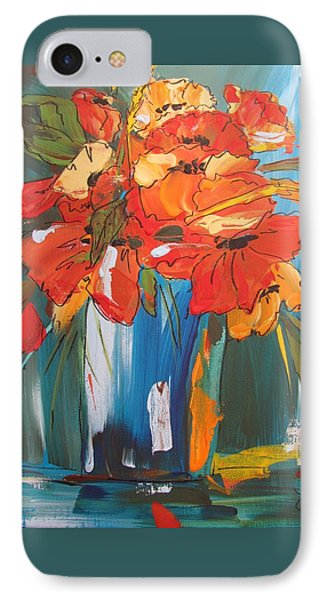 Autumn Vase IPhone Case
