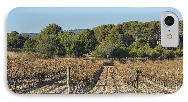 Autumn Vineyard IPhone Case by Gina Dsgn