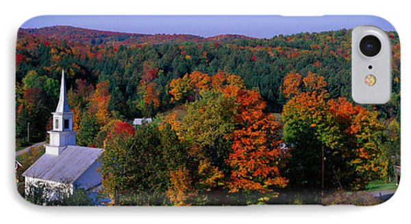 Autumn, Waits River, Vermont, Usa IPhone Case