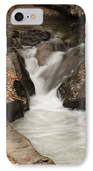 Autumn Water IPhone Case by Gouzel -
