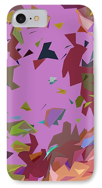 Autumn Wind IPhone Case