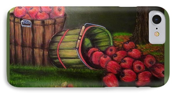 Autumn's Bounty In The Volunteer State IPhone Case by Kimberlee Baxter