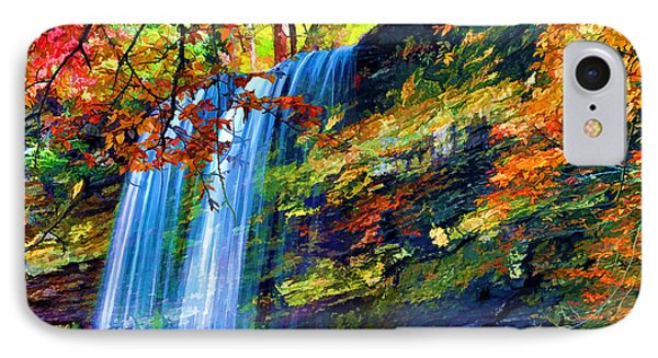 Autumns Calm IPhone Case by Darren Fisher