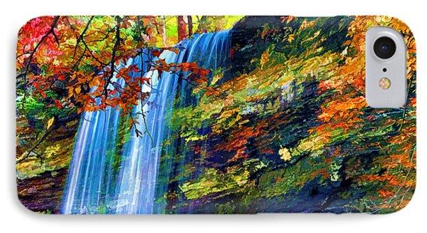 Autumns Calm Phone Case by Darren Fisher