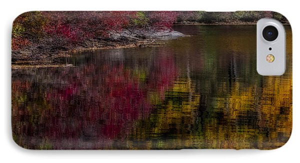 Autumns Color Pallette IPhone Case by Susan Candelario