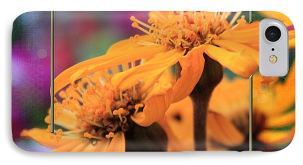 IPhone Case featuring the photograph Autumn's Glory by Sandra Foster