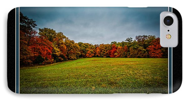 Autumns Magestic Splender IPhone Case by Charles Feagans