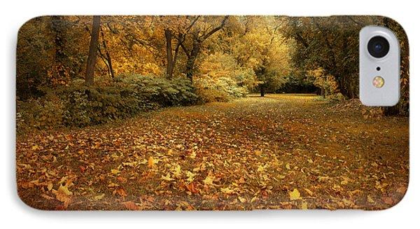 Autumn's Passage IPhone Case