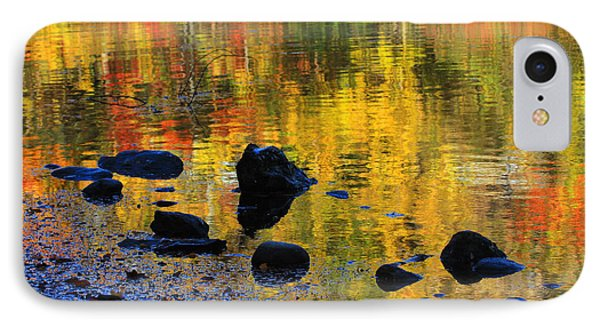 Autumns Rainbow Phone Case by Karol Livote