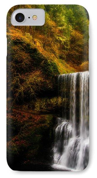 Autumn's Twilight IPhone Case