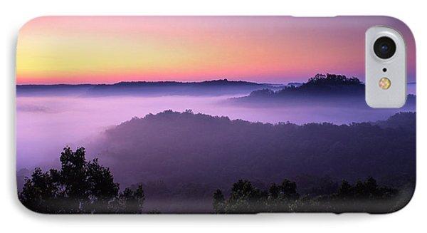 Auxier Ridge Dawn - Fm000023 Phone Case by Daniel Dempster