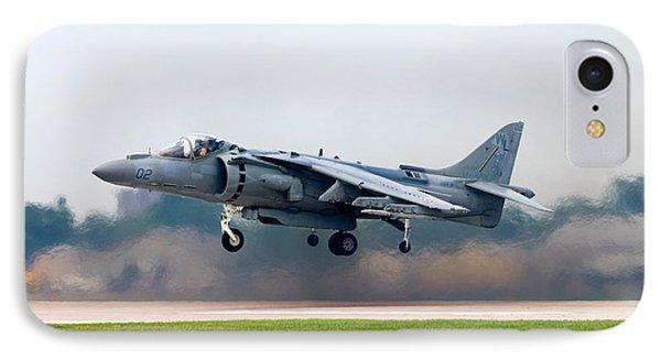 Av-8b Harrier Phone Case by Adam Romanowicz