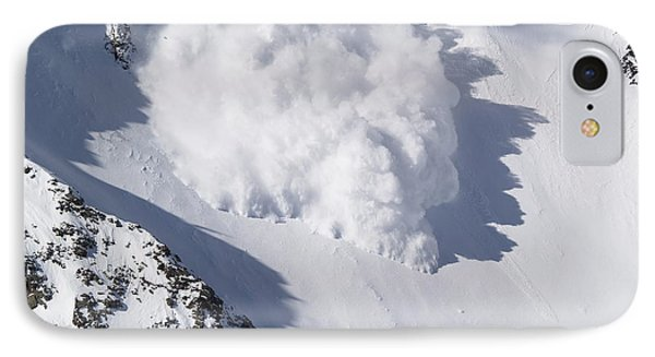 Avalanche IIi IPhone Case by Bill Gallagher