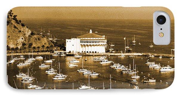 Avalon Bay Santa Catalina Island IPhone Case