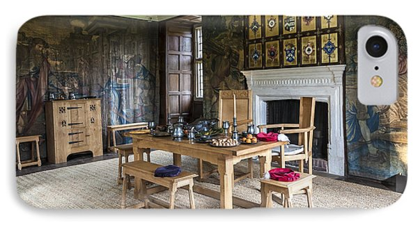 Avebury Manor Phone Case by Svetlana Sewell