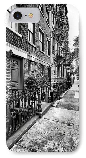 Avenue Walk Phone Case by John Rizzuto