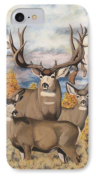 Avery Buck IPhone Case