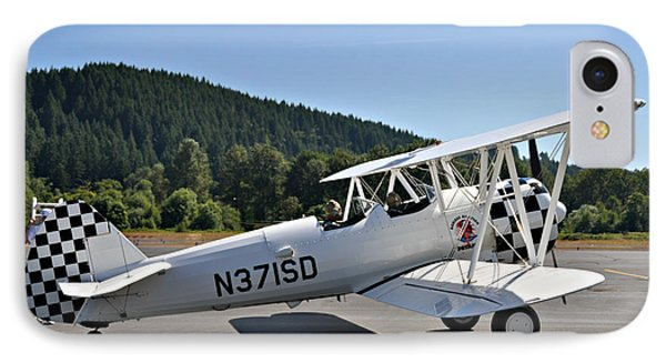 IPhone Case featuring the photograph Aviation Dreams by Mindy Jo Bench
