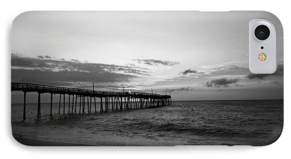 Avon Pier In Outer Banks Nc IPhone Case