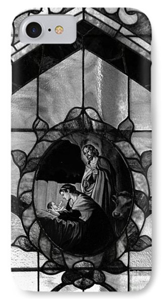Away In A Manger IPhone Case
