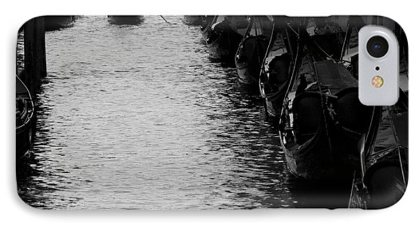 Away - Venice IPhone Case by Lisa Parrish