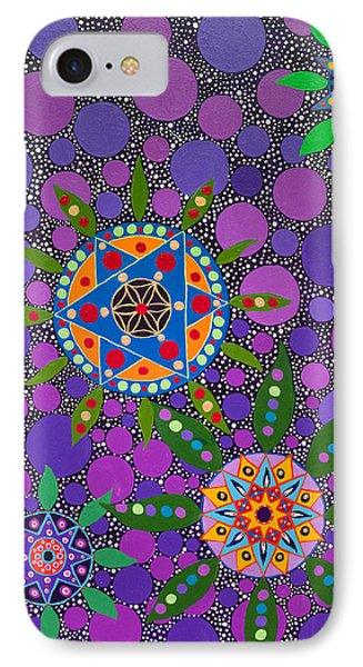 Ayahuasca Vision - The Healing Power Of Plants IPhone Case