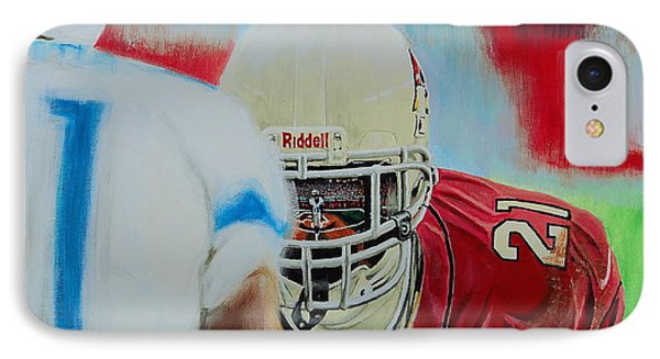 Az Cardinals Patrick Peterson IPhone Case