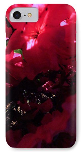 IPhone Case featuring the photograph Azalea Abstract by Robyn King