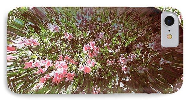 Azalea Bouquet IPhone Case by Pamela Hyde Wilson