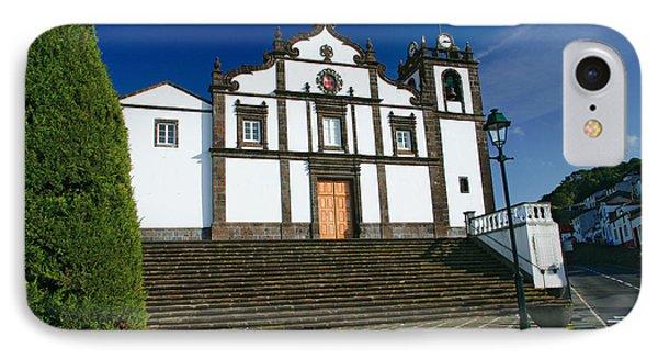 Azorean Church Phone Case by Gaspar Avila