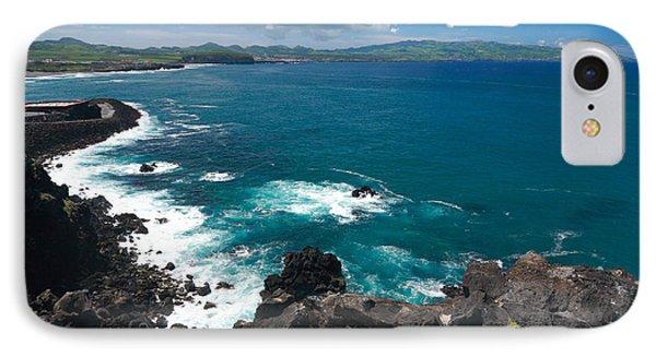 Azores Islands Ocean Phone Case by Gaspar Avila