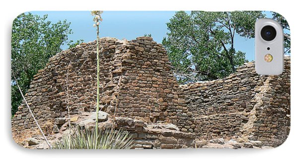 Aztec Ruins National Monument IPhone Case by Laurel Powell