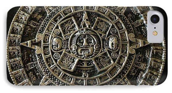 Aztec IPhone Case by Julio Lopez