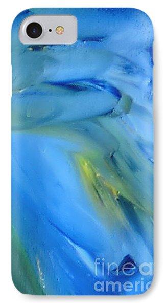 Azul IPhone Case by Reina Resto