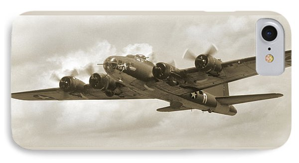 B-17 Flying Fortress Phone Case by Mike McGlothlen