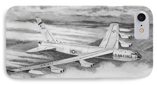 B-52 IPhone Case by Douglas Castleman