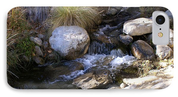 Babbling Brook Phone Case by Barbara Snyder