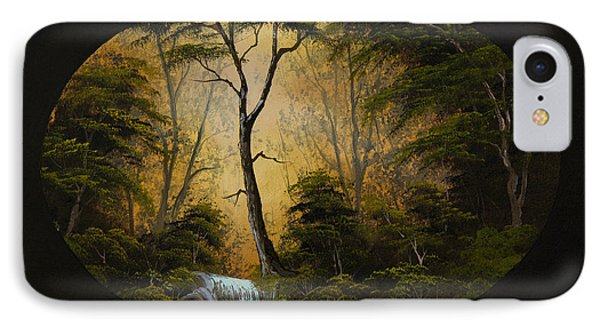 Forest Brook IPhone Case by C Steele