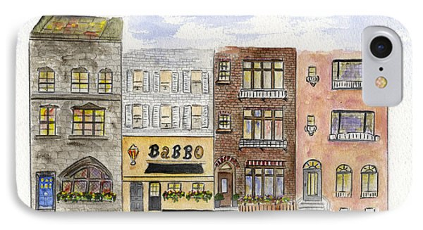 Babbo @ Waverly Place IPhone Case