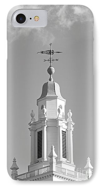 Babson College Tomasso Hall Cupola Phone Case by University Icons