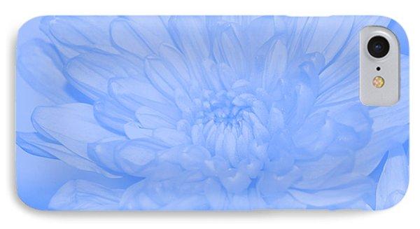 Baby Blue 3 Phone Case by Carol Lynch