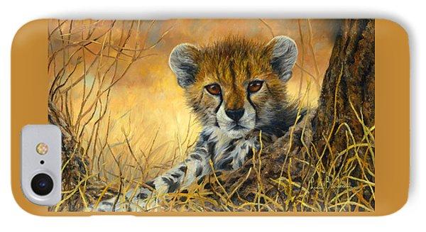 Baby Cheetah  IPhone 7 Case