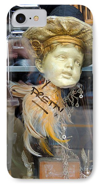 Baby Face  IPhone Case by Marcia Lee Jones