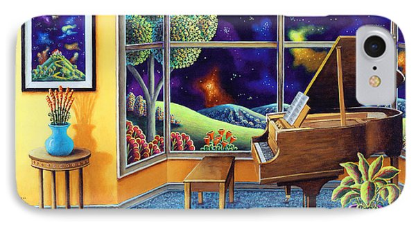 Baby Grand IPhone Case by Andy Russell