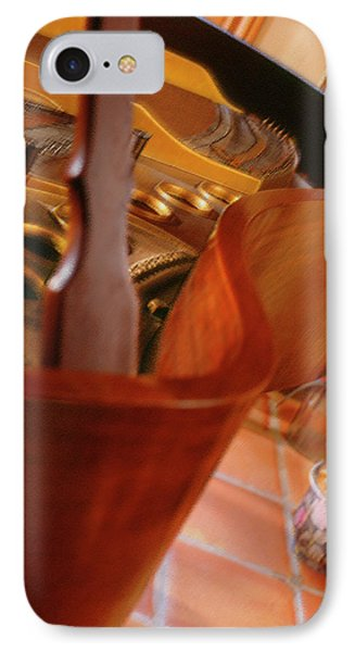 Baby Grand IPhone Case