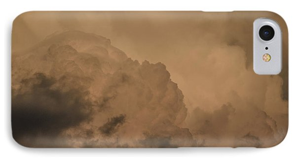 IPhone Case featuring the photograph Baby In The Clouds by Bradley Clay