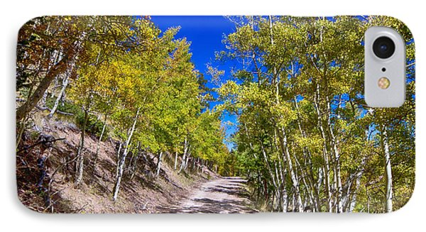 Back Country Road Take Me Home Colorado Phone Case by James BO  Insogna