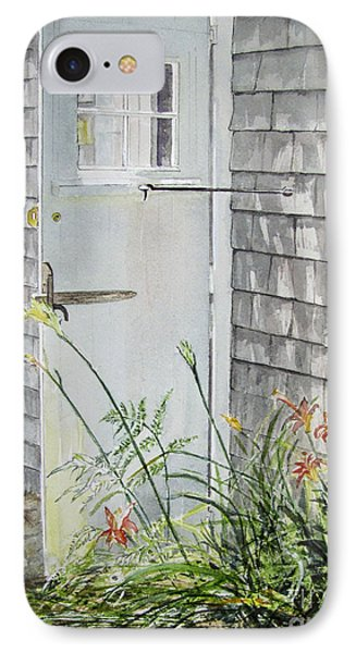 Back Door Nantucket IPhone Case