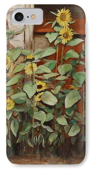 Back Door Phone Case by Sheila Diemert