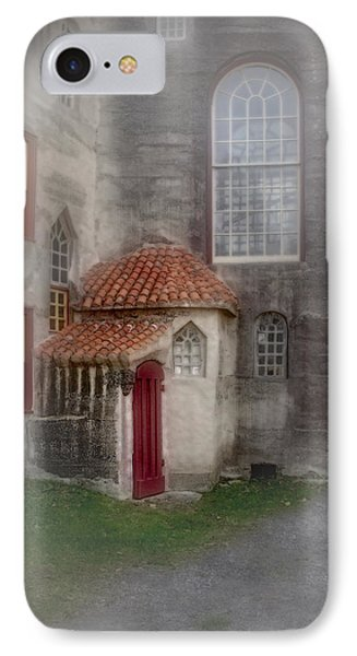Back Door To The Castle Phone Case by Susan Candelario